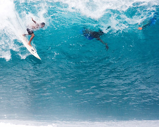 Into the blue | by Kanaka Menehune