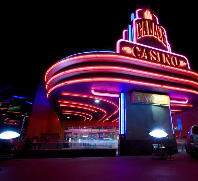 Palace Casino West Edmonton Mall