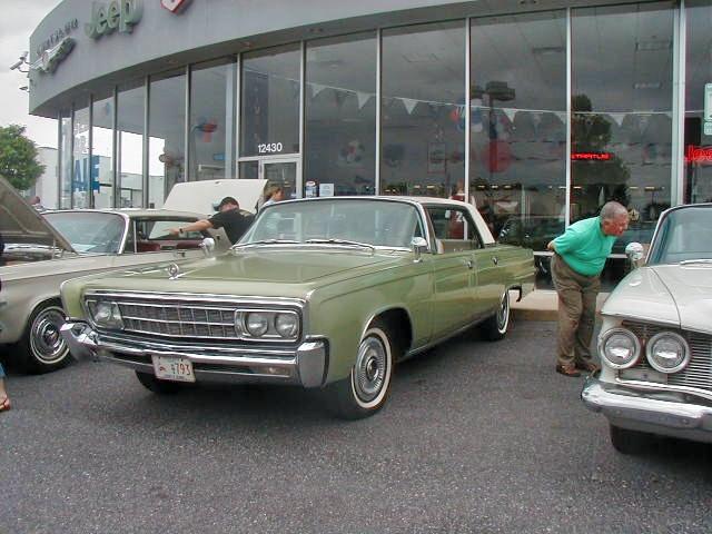 1966 Imperial Crown 4 Door Hardtop Chrysler Product