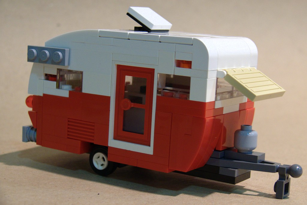 Teardrop Trailer With Kitchen And Bath Inside