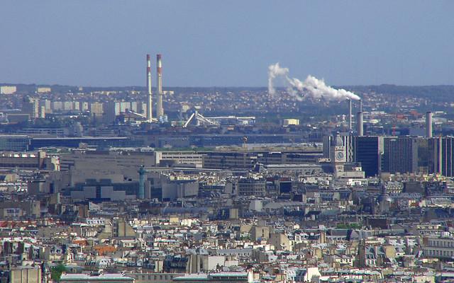Paris gare de lyon bastille usine edf de vitry sur sein for Piscine d ivry sur seine