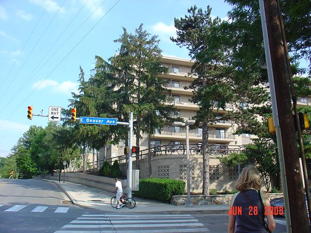 Beaver Hill Apartments Psu