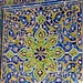Mosaics at Registan, Samarkand 4