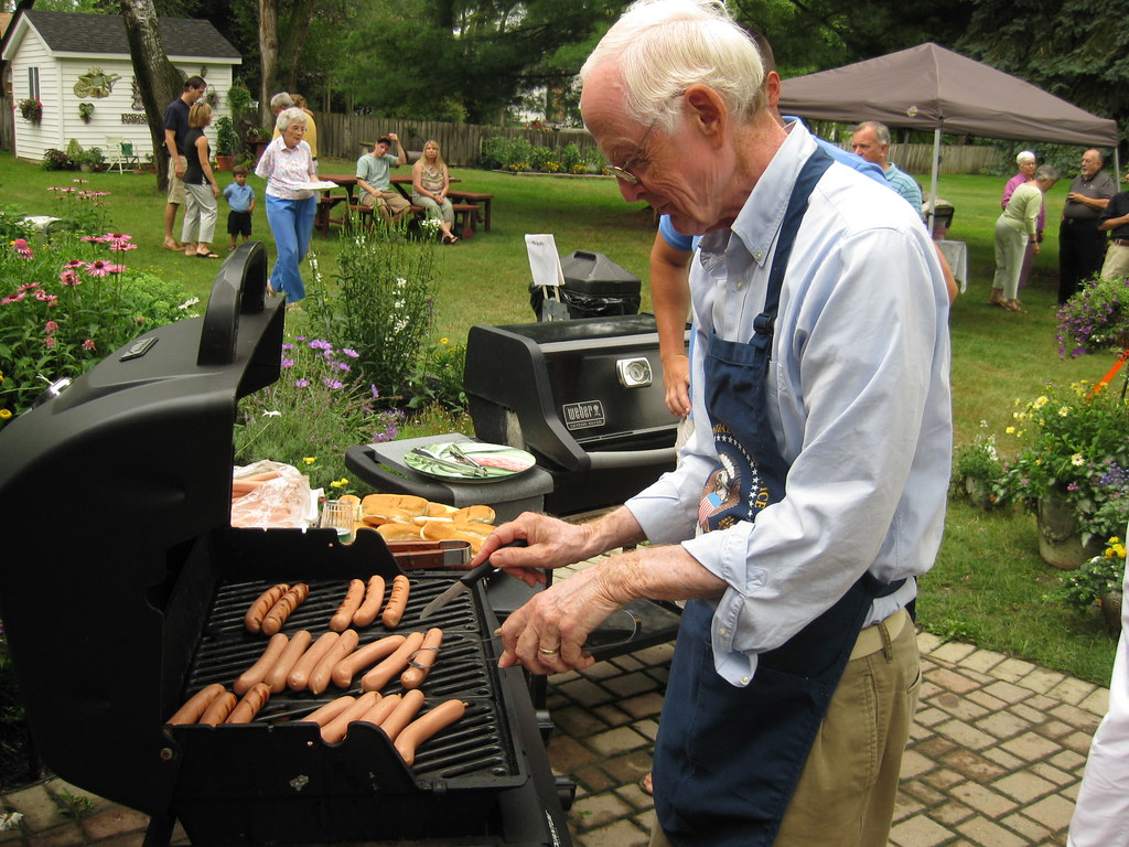 Image result for family grilling