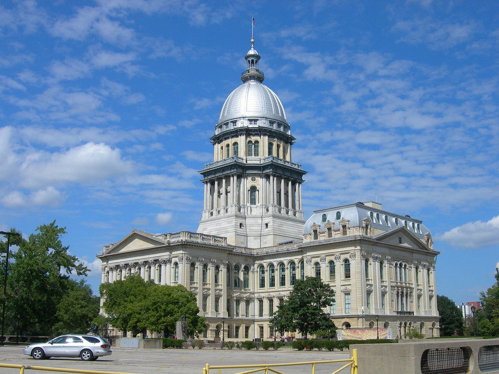 Illinois State Capitol  Springfield Illinois  Flickr