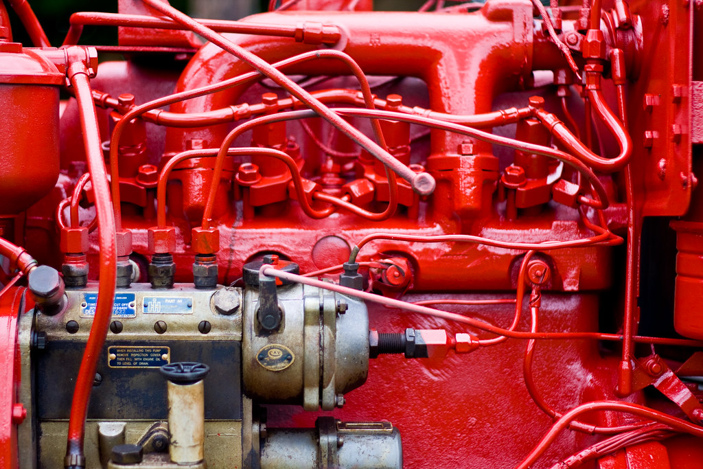 international b 275 engine simon greig flickr B275 International Tractor International B275 Diesel Tractor Parts