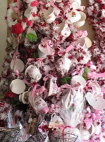 Teacup Christmas Tree Mt Eliza   Flickr - Photo Sharing!