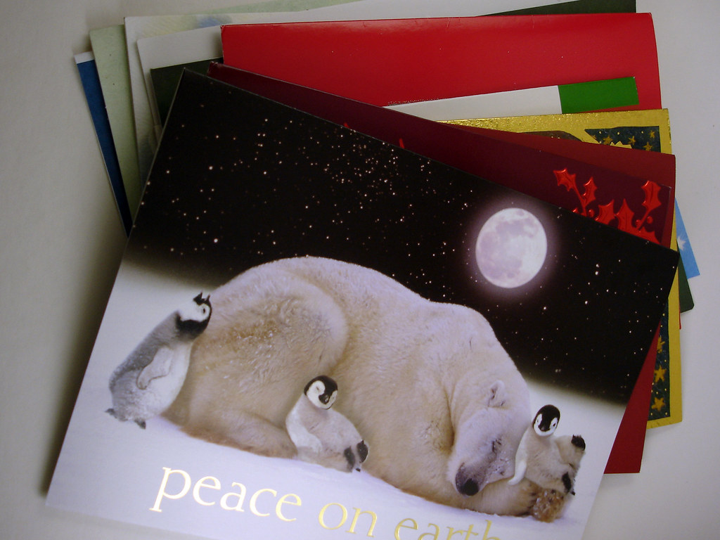 Recycle Greeting Cards Crafts