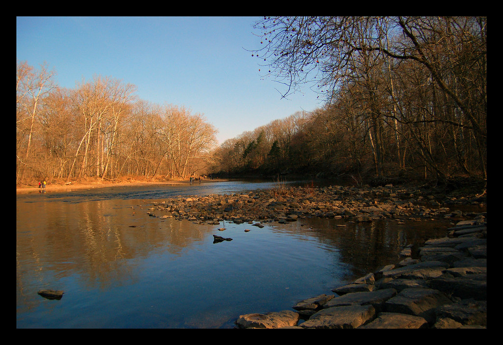 What Is A Pa >> Neshaminy Creek | Tyler State Park,Bucks County, PA., USA | Art G. | Flickr