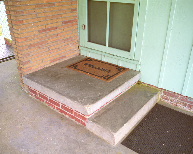 Welcome Mat Medgar Evers House Jackson Ms This Is