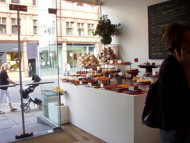 Best Cakes Cafe In London