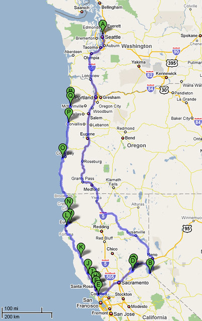 Us West Coast California Road Trip Map – uncmanagement info besides Road Trip Ideas California   drive cheapusedmotorhome info together with Route And Usa West Coast Road Trip World Maps With Maps For Usa West further  besides Plan a California Coast Road Trip with a 2 Week Flexible Itinerary as well  moreover West Coast Road trip  California  Nevada  Arizona   Sixt rent a car also California to Florida   Cross Country Road Trip also The Best Northern California Coast 5 Day Road Trip Itinerary   Road as well the optimal road trip across the U S    Dr  Randal S  Olson besides Part Maps Of Highway 1 Road Trip Map California Driving in addition Elegant California Road Trip Map And Road Trip Map Route Planner Rel besides California Road Trip  San go to Yosemite likewise Explore the Sierra Foothills on a California Road Trip   Wine together with The Ultimate Road Trip Map Of Places To Visit In California   Hand in addition California Road Trip Map Photography Gallery Sites California Road. on california road trip map