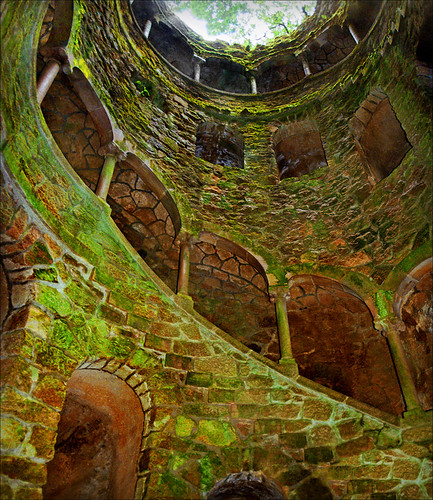 Inside the initiation well | by Katarina 2353
