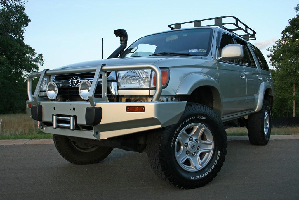 2001 Toyota 4runner 2001 Toyota 4runner Arb Deluxe Bull