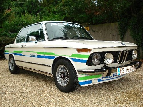 Bmw 2002 Alpina A4s Only A Handfulof The Bmw 2002tii