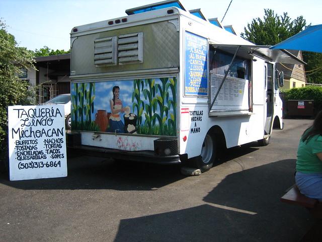 Taqueria Food Truck Uga