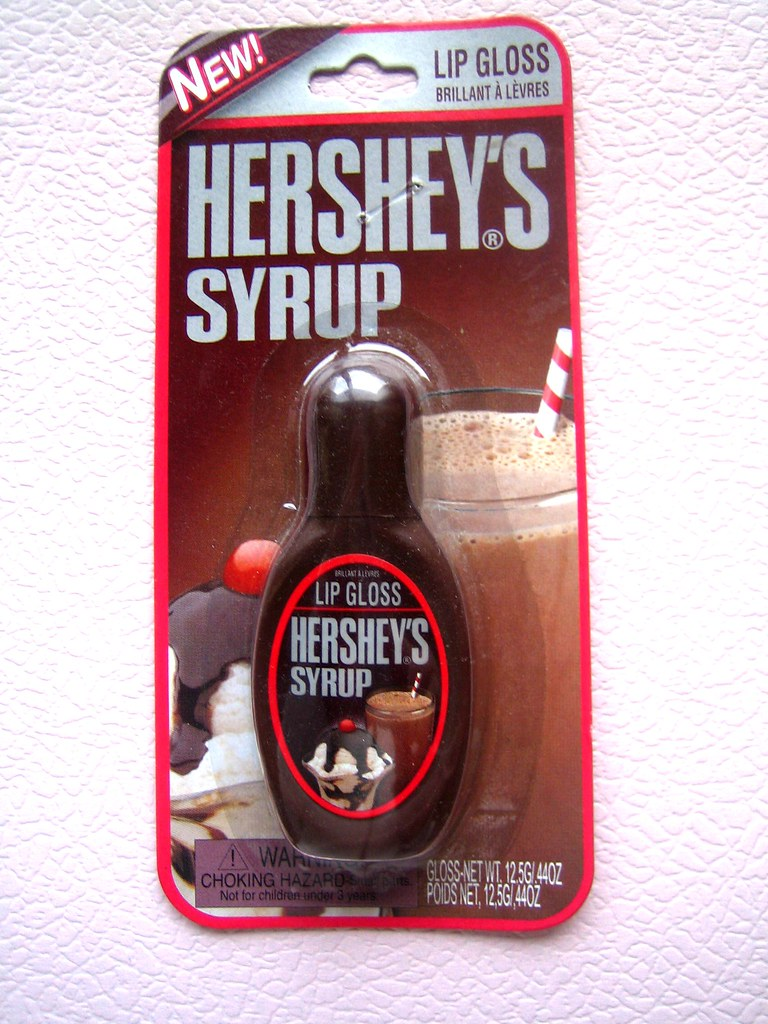 Hershey's Chocolate Syrup Lip Gloss   found on ebay.com   Yvonne ...