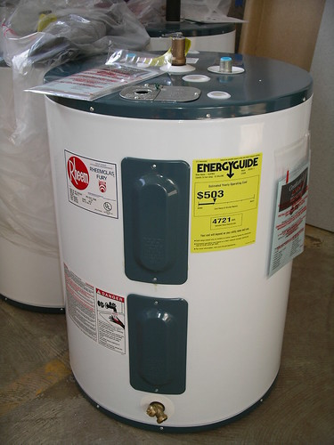 Richmond 50 Gallon Electric Water Heater With Menards