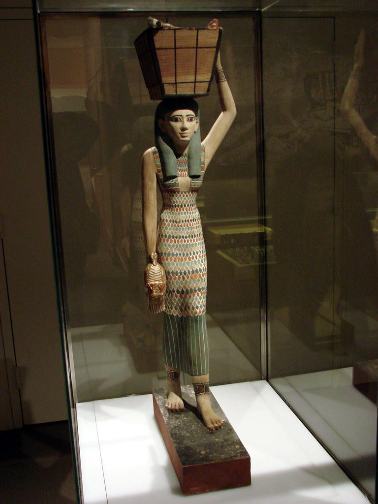 Metropolitan museum of art new york egyptian collection for Muralisme mexicain
