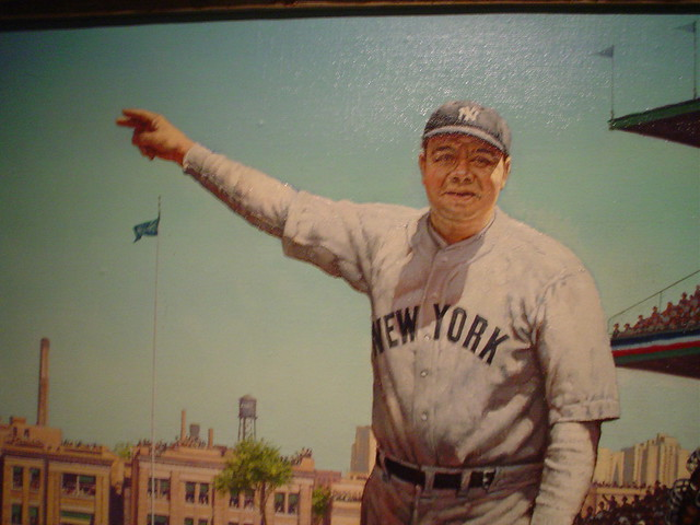 Why was babe ruth called babe-2979