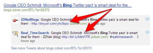 Bing Twitter Search | by search-engine-land
