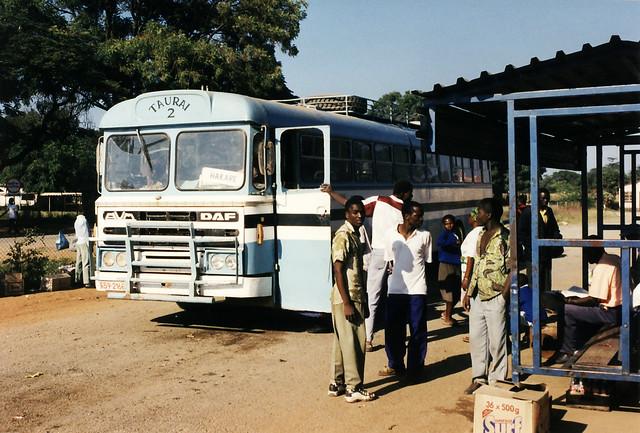 Chegutu Bus Station Zimbabwe