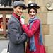 Merry Poppins and Bert
