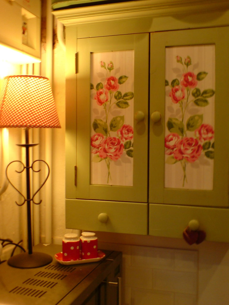 Kitchen Cupboard I Was Inspired By Fred At Fredsworld Blog Flickr