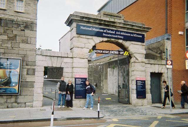 Irish National Museum - Dublin