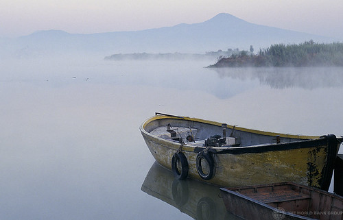 Boats on the water | by World Bank Photo Collection