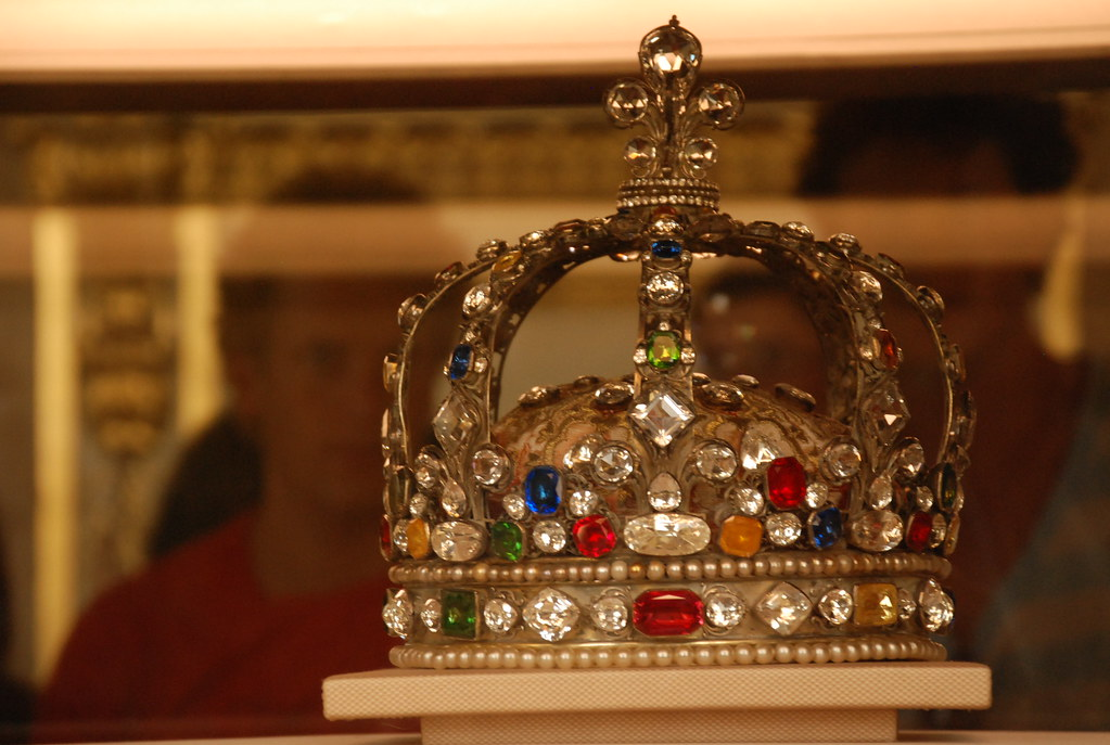 crown jewels of louis xiv