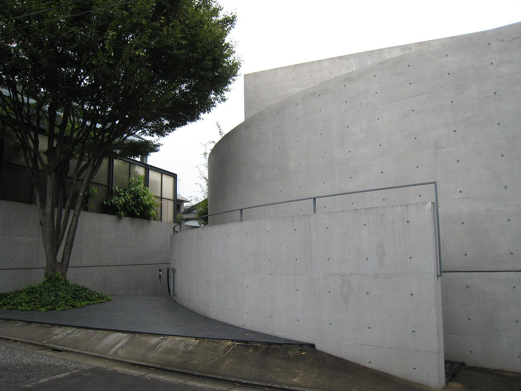 kidosaki house 05 architect tadao ando flickr