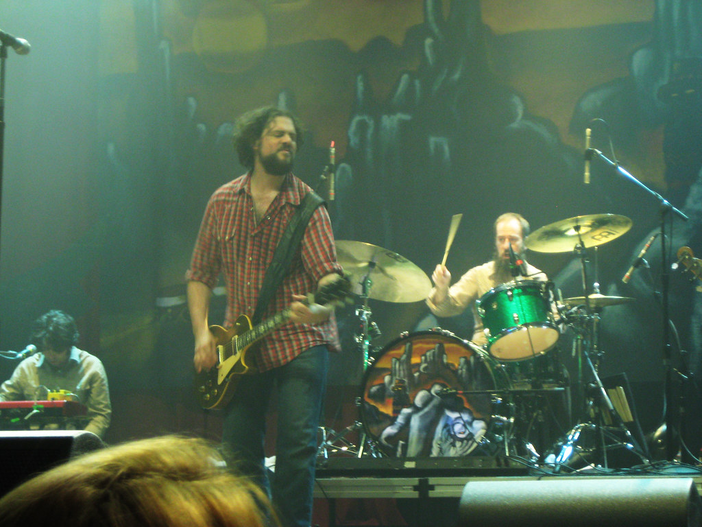 Drive By Truckers Past Tour Dates