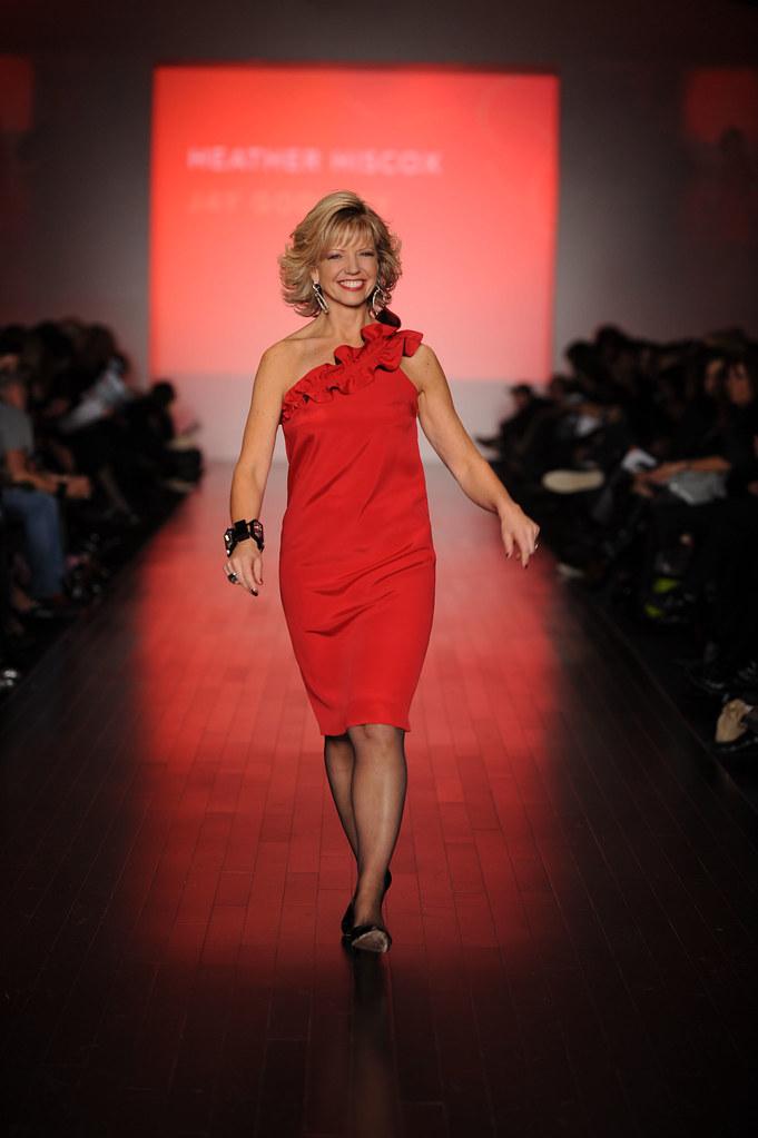 Truth >> Heather Hiscox wears Jay Godfrey | thehearttruthcanada | Flickr