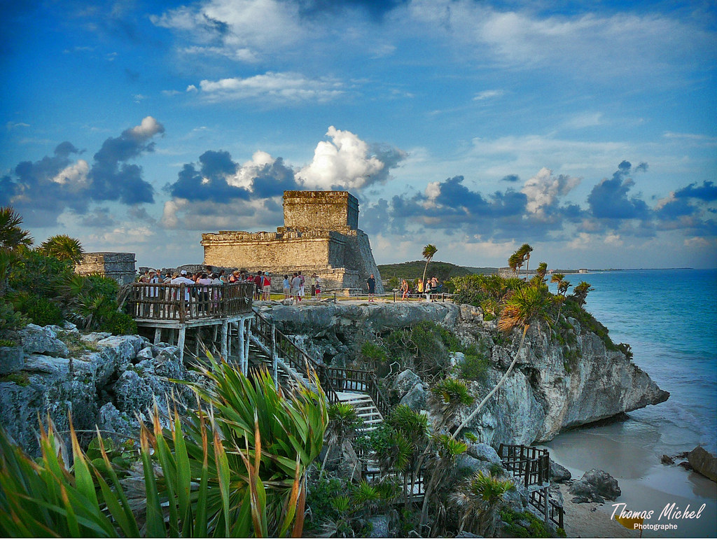 tulum city of dawn the maya site may have been formerly
