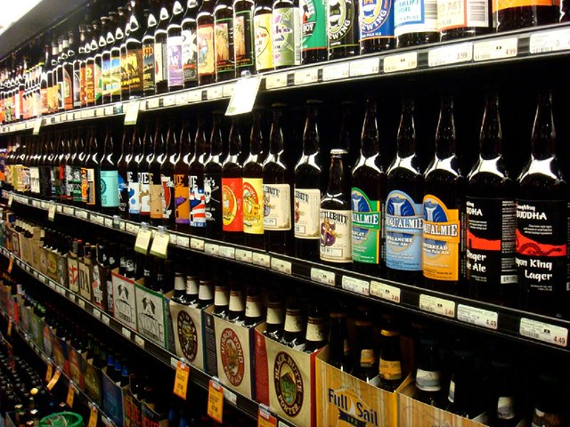 Craft Beer Store Raleigh Five Points