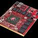 ATI Mobility Radeon HD 4860 MXM module