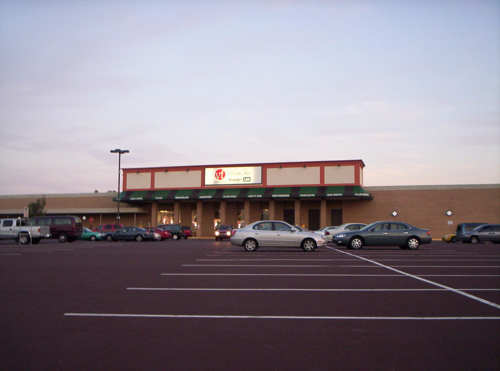 Grant City Woolco Ames Souderton Pa County Line Plaza Flickr