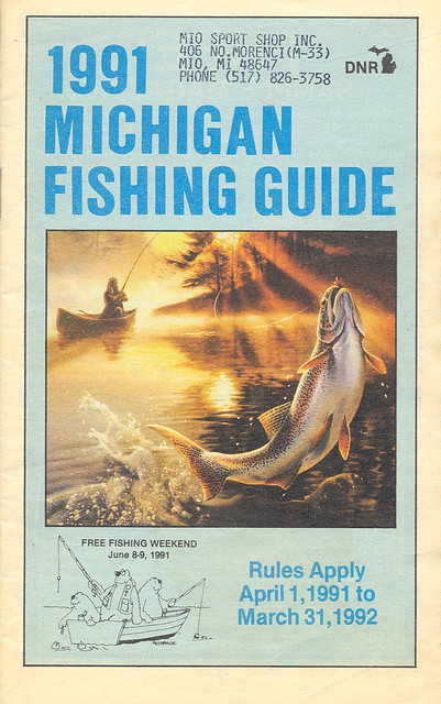 Photo for Michigan fishing license online