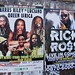Tarrus Riley, Luciano, and Queen Ifrica.  And Rick Ross, the Biggest Boss You've Seen Thus Far.