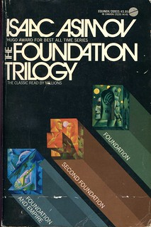 The Foundation Trilogy by Isaac Asimov | by _mel42_