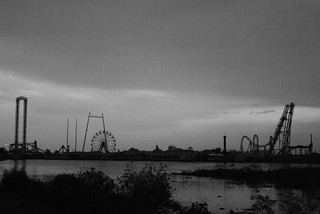 Abandoned Six Flags, New Orleans | by Annie Wentzell