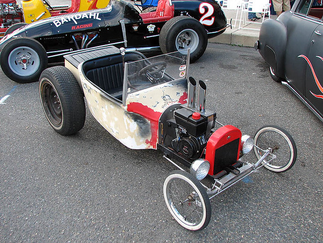 Possibly The Coolest Go Kart Ever We Ve Seen This Go