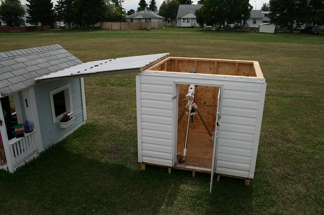 """$130 Backyard """"Observatory"""" 