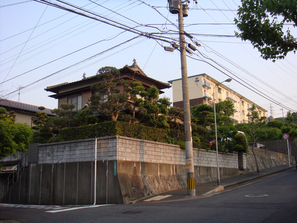 Japanese Suburbs Typical Japanese House In The Suburbs Ds Debs 242 ‿ 243 ♪ Flickr