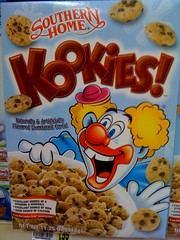 Southern Home Kookies! cereal and creepy ass clown mascot | by Paxton Holley