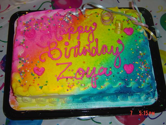 Happy Birthday Zoya Sohail Ahmed Flickr