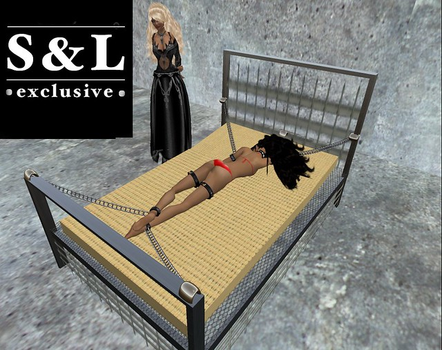 Bdsmhosptialbed  For Bdsm Fans  Lucie Wiefel  Flickr-1304