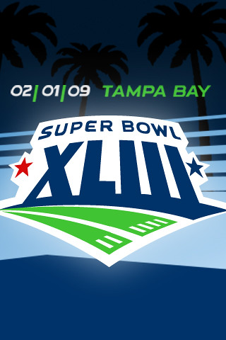 Super Bowl XLIII IPhone wallpaper | Flickr - Photo Sharing!