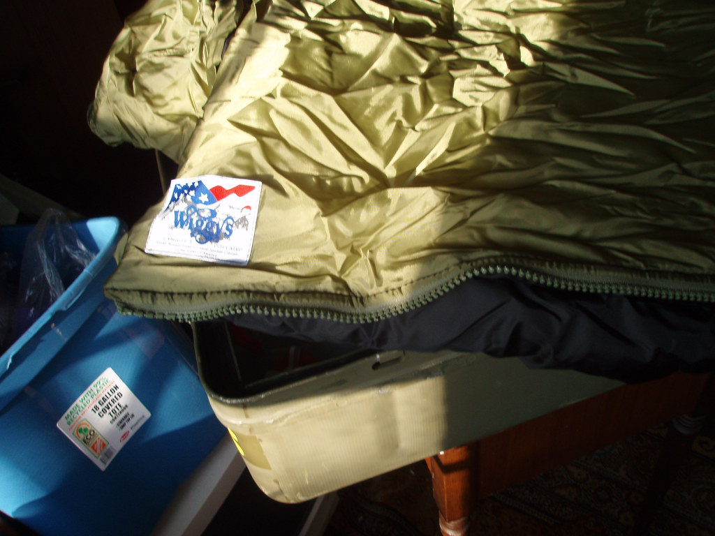 Made in the USA   Wiggy's Bags are made in the USA   Derek ...